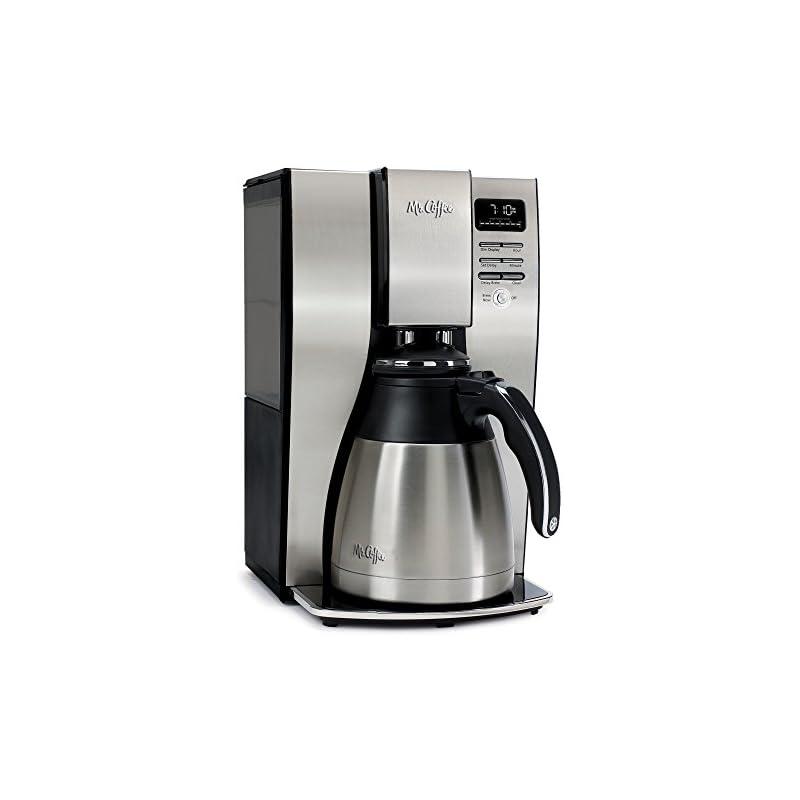Mr. Coffee BVMC-PSTX95 10-Cup Optimal Br