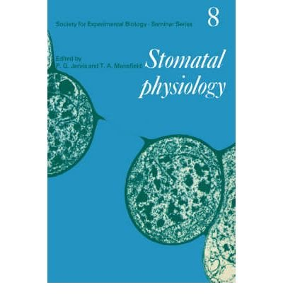 Download [(Stomatal Physiology)] [Author: P. G. Jarvis] published on (December, 2005) pdf