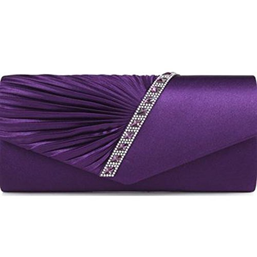 à Main xiaohu xiaohu Sac Purple Sac rqt6rI