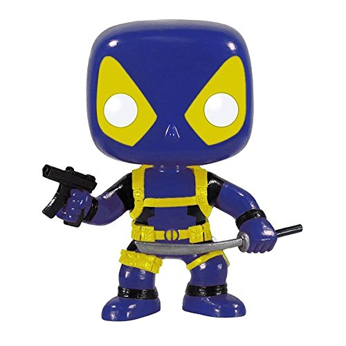 Marvel Cable Costumes (Funko POP Marvel: X-Men Deadpool Figure)