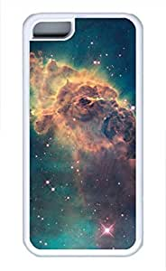 iPhone 5c case, Cute Nebula By Hubble iPhone 5c Cover, iPhone 5c Cases, Soft Whtie iPhone 5c Covers