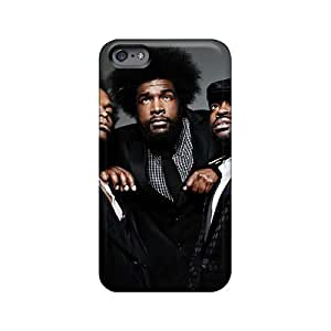 AlissaDubois Iphone 6plus Shock-Absorbing Cell-phone Hard Covers Unique Design Vivid Rolling Stones Pictures [FlD13qHEW]