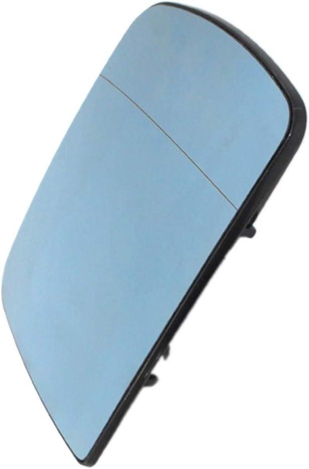 LafyHo Compatible avec X5 E53 99-06 Passager c/ôt/é Droit ext/érieur Chauffant R/étroviseur R/étroviseur Verre 51168408810