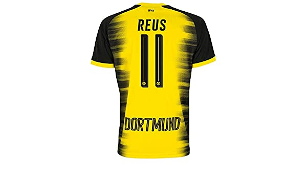 PUMA Borussia Dortmund Reus Camiseta de la Liga Champions ...