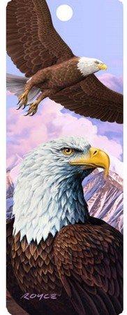 Artgame - Eagles - 3D Bookmark