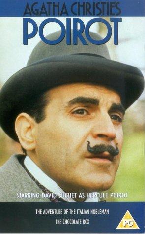 Agatha Christie's Poirot: Adventures Of The Italian Nobleman/... [DVD] [1989] by David Suchet (Poirot The Adventure Of The Italian Nobleman)