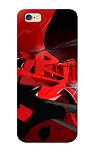 Case Cover For SamSung Galaxy S3 Casing(red Black Graffitti )/ Appearance