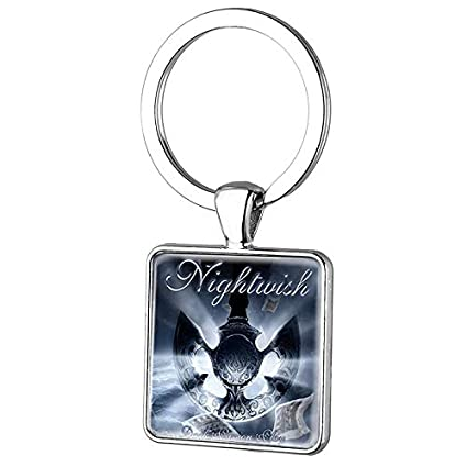 Amazon.com: Nightwish NW585 - Llavero con cadena de cristal ...