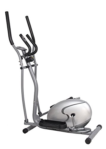 US Pride Furniture FN98007B Gym for Fitness Magnetic Elliptical Trainer