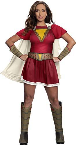 Rubie's Shazam Women's Deluxe Mary Costume, Medium, As As Shown,]()