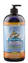 Espree Animal Products Icelandic Salmon Oil, 32 oz