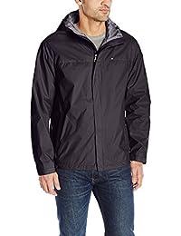 Men's Waterproof Breathable Hooded Jacket
