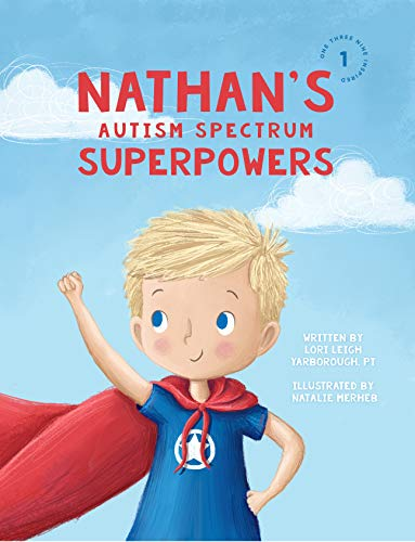Nathan's Autism Spectrum Superpowers - Popular Autism Related Book