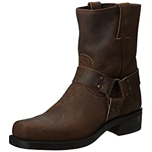 FRYE Men's Harness 8R Boot,Gaucho-87400,10 M US