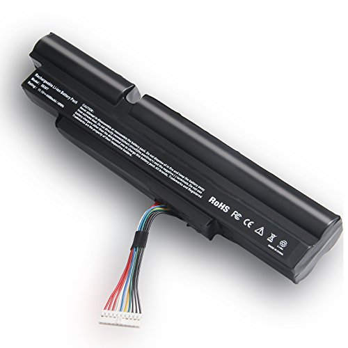 Fancy Buying 3ICR19/66-2 AS11A3E AS11A5E AS11B5E High Power Laptop Notebook Battery for ACER Aspire TimelineX 4830T-2413G25Mn 4830T-6642 4830TG [6 Cells 11.1V 4400mAh] by Fancy Buying (Image #4)