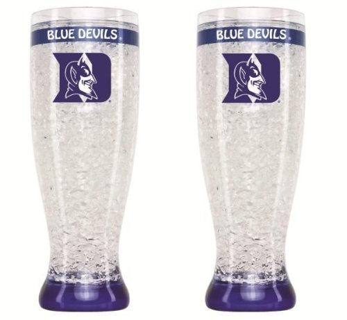 Duke Beer - Duke Blue Devils NCAA Crystal Pilsner Glass