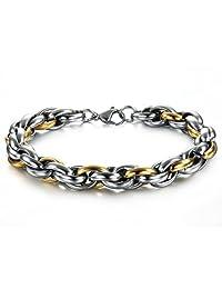 Brand New Titanium Bracelet Floccus Design Anti-fatigue Pain-relief Sporting/office