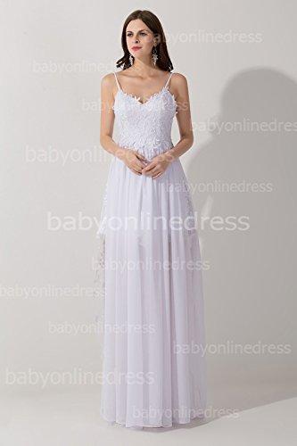 Babyonlinedress - Vestido - trapecio - para mujer