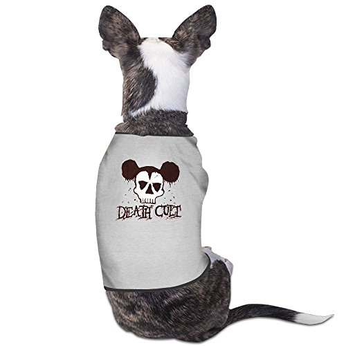 [Original The DEATH CULT Dogs Apparel Fashion] (Pascal Costume For Dogs)