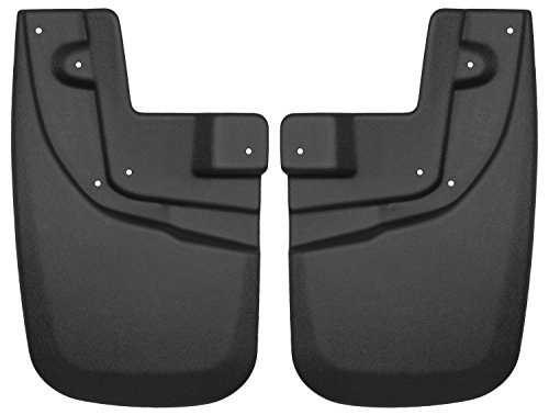 Husky Liners Custom Fit Front Mudguard for 2005-2014 Toyota Tacoma Models -