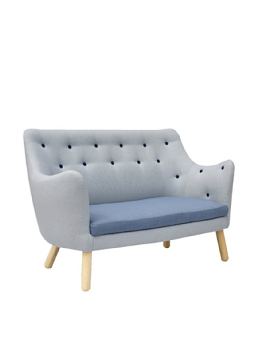 International Design USA Poet Tuffted Sofa