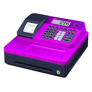 Casio - Thermal Print Cash Register