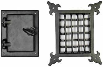Dartington Black Door Grill Viewer Grate Speakeasy Judas Plate 03-499 grill door