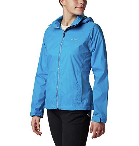 Columbia Women's Plus Size Switchback III Jacket, fathom blue, 1X ()