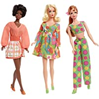 Barbie Mod Squad Doll Giftset, 3 Pack