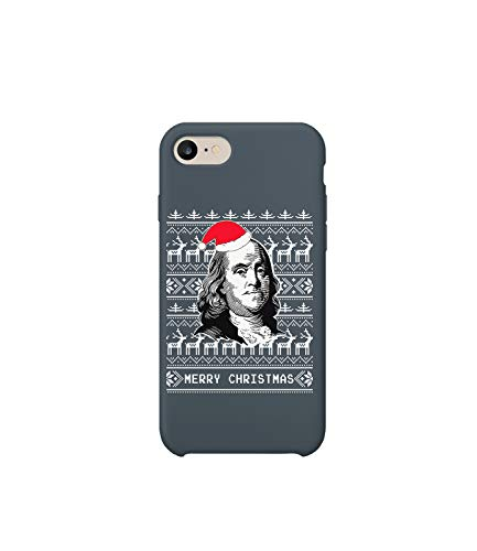 Merry Christmas Benjamin Franklin US President_A1056 Case for Huawei P30 PRO, Protective Phone Mobile Smartphone Case Cover Hard Plastic for Compatible with Huawei P30 PRO