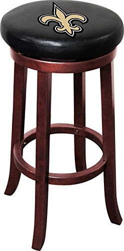 Imperial Officially Licensed NFL Furniture: Wooden Bar Stool, New Orleans Saints for $<!--$101.99-->
