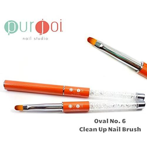 Best Nail Art Acrylic Gel Clean Up Brush Nail Art Tools Nail Art