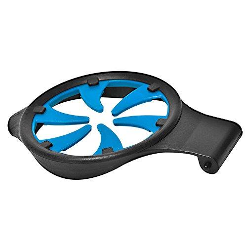 Valken Paintball V-MAX Plus Accessory - Speed Feed - Black/Blue by Valken