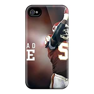 Great Hard Phone Case For Iphone 6 With Provide Private Custom Trendy Kansas City Chiefs Skin JamieBratt