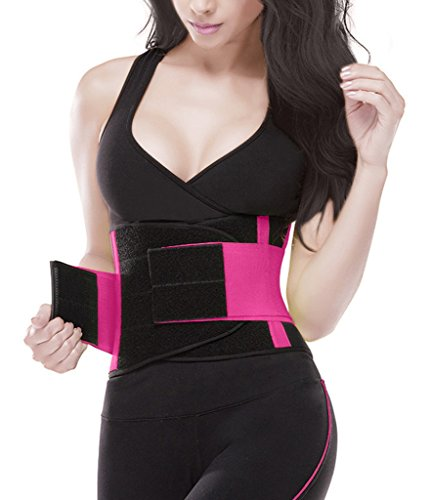 f0db5f11b YIANNA Breathable Trainer Belt Body Hourglass. Review - YIANNA Waist Trimmer  ...