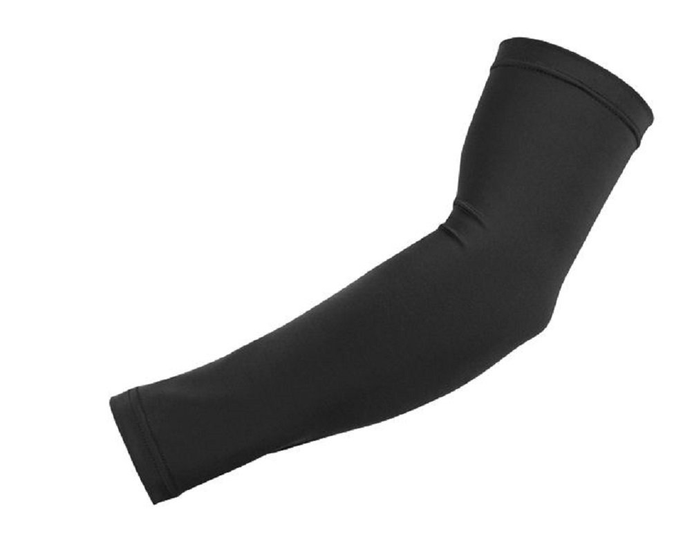 Tactical Cover-Up Arm Sleeves (Small/Medium, Black)