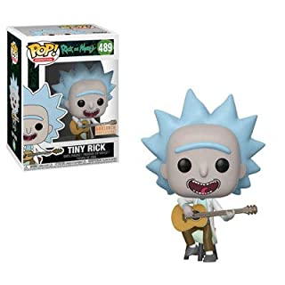 Funko POP! Animation: Rick and Morty - Tiny Rick #489 - BoxLunch Exclusive!
