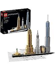 LEGO 21028 Architecture New York City, Skyline-collectie, bouwstenen.