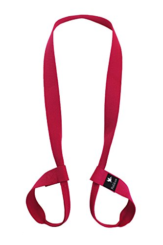 Pelikus Yoga Mat Carry Strap Sling – Adjustable, Durable, Cotton