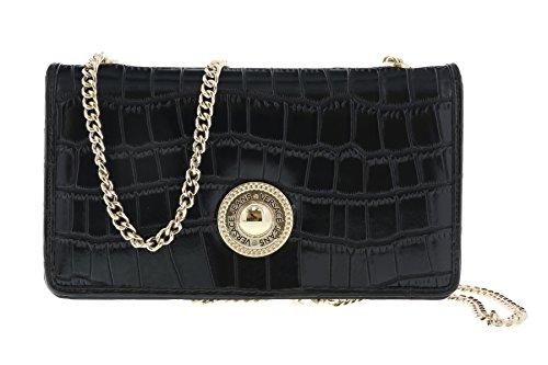 Versace Jeans E3VQBPG3_75456 Clutch de Mujer Cuero Negro