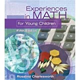 Experiences in Math for Young Children, Charlesworth, Rosalind, 0827346301