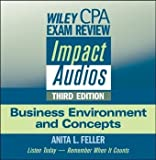Kyпить Wiley CPA Exam Review Impact Audios: Business Environment and Concepts на Amazon.com