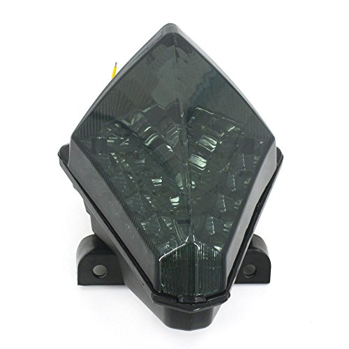 (AnXin LED Rear Brake Turn Signal Tail Light Taillight For Yamaha YZF-R1 2007-2008)