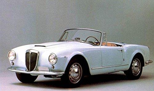1957-lancia-aurelia-b24-automobile-photo-poster