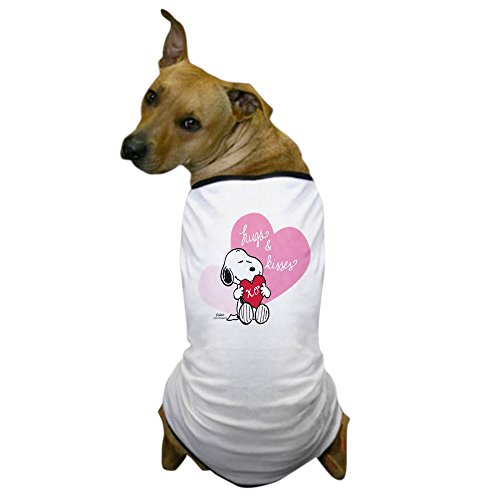 CafePress-Snoopy-Hugs-And-Kisses-Dog-T-Shirt-Pet-Clothing-Funny-Dog-Costume