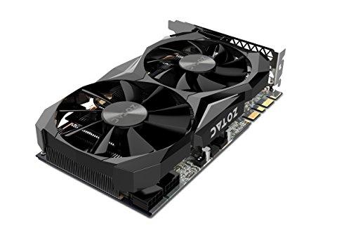 ZOTAC NVIDIA GeForce GTX 1080 Ti Mini 11GB GDDR5X DVI/HDMI/3DisplayPort PCI-Express Video Card by ZOTAC (Image #4)