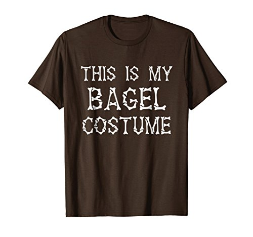 This is my Bagel Costume T-Shirt Halloween Costume]()