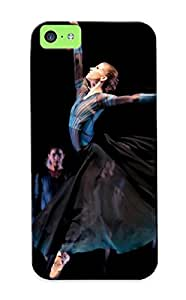 Iphone 5c AJnrqCu3236saXrl Ballerina Tpu Silicone Gel Case Cover For Lovers by lolosakes