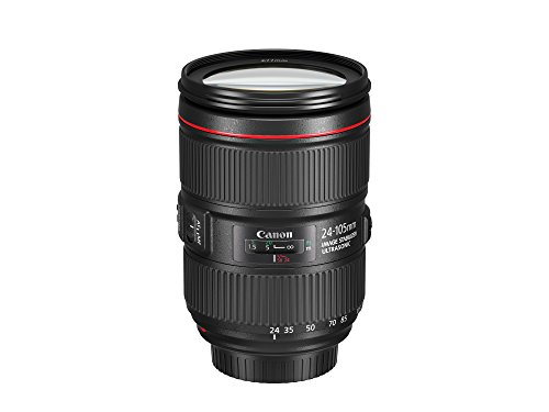 Canon EF 24-105mm f/4L is II USM Lens (Best F1 2 Lens)