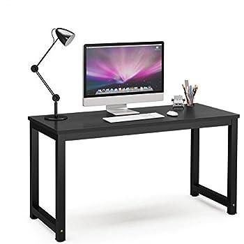 "Amazon.com : Tribesigns Computer Desk, 55"" Large Office ..."